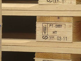 Wymagania w imporcie dla opakowań drewnianych