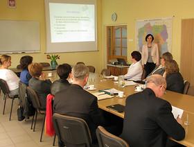 Diagnostyka laboratoryjna tematem wyjazdowego posiedzenia Kierownictwa GIORiN