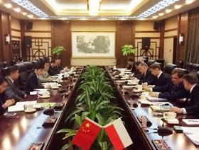 Wizyta delegacji resortu rolnictwa w Chinach