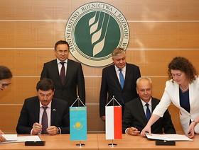 Nowe perspektywy współpracy polsko-kazachskiej