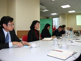 Wizyta delegacji chińskiej (AQSIQ)