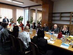 Spotkanie przedstawicieli PIORiN z czeską służbą fitosanitarną ÚKZÚZ