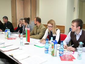 Wizyta delegacji Republiki Białorusi