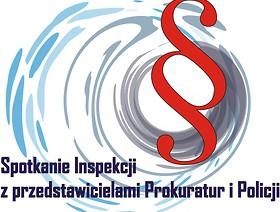 Spotkanie Inspekcji z przedstawicielami Prokuratur i Policji