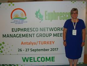 Perspektywy rozwoju sieci EUPHRESCO