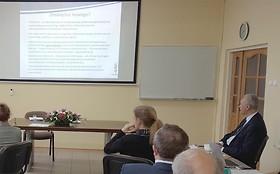 W Toruniu o rozwoju działalności diagnostycznej Inspekcji
