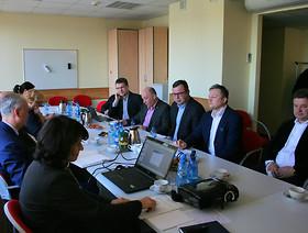 Spotkanie dotyczące zapewnienia i utrzymania wysokiej jakości produktów pochodzenia roślinnego