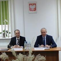 Wizyta przedstawicieli Głównej Państwowej Inspekcji ds. Nasiennictwa, Kwarantanny oraz Ochrony Roślin Białorusi w województwie l