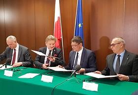 Podpisanie Porozumienia ramowego w zakresie kontroli urzędowych zwierząt i towarów wprowadzanych na terytorium UE