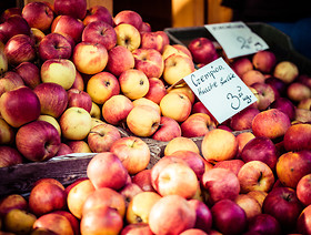 Skrzynki drewniane do transportu owoców