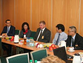 Wizyta ekspertów z Wietnamu