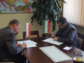 Memorandum o współpracy z Islamską Republiką Iranu