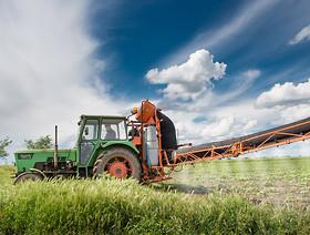 Badania sprzętu do stosowania środków ochrony roślin